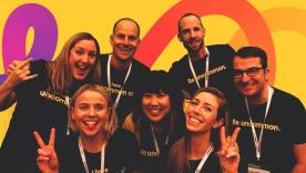 The Uncommon Team at SourceCon 2018